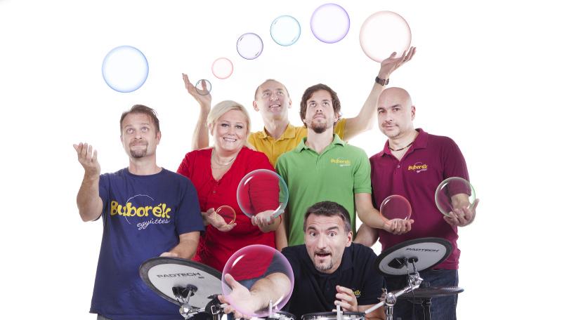 Buborék Együttes
