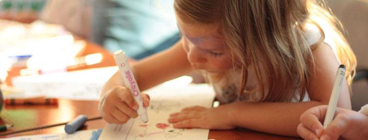 Kreációs rajzolás a Crayolával