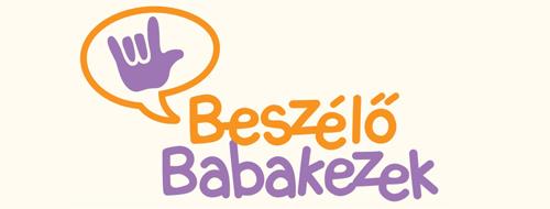 Beszélő Babakezek - játékos babajelbeszéd - foglalkozás Zentai Katával